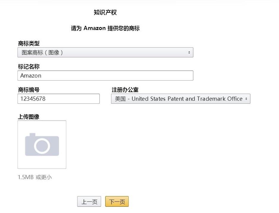 亚马逊品牌备案申请步骤 (4)