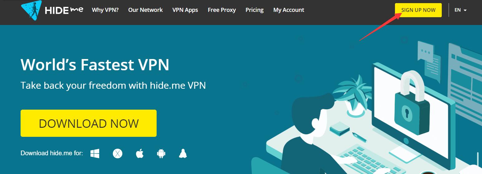 HideMe免费VPN (1)