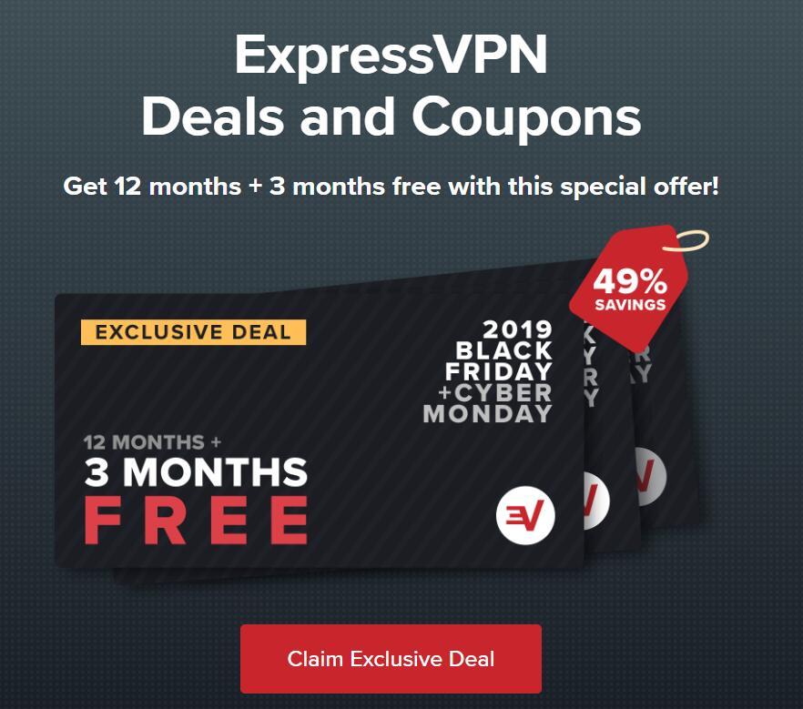 黑五VPN折扣信息汇总1