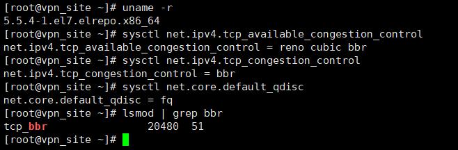 VPN搭建教程 bbr加速 (9)