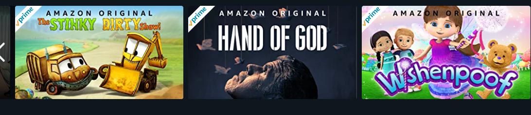 国内怎么看Amazon Prime Video (4)