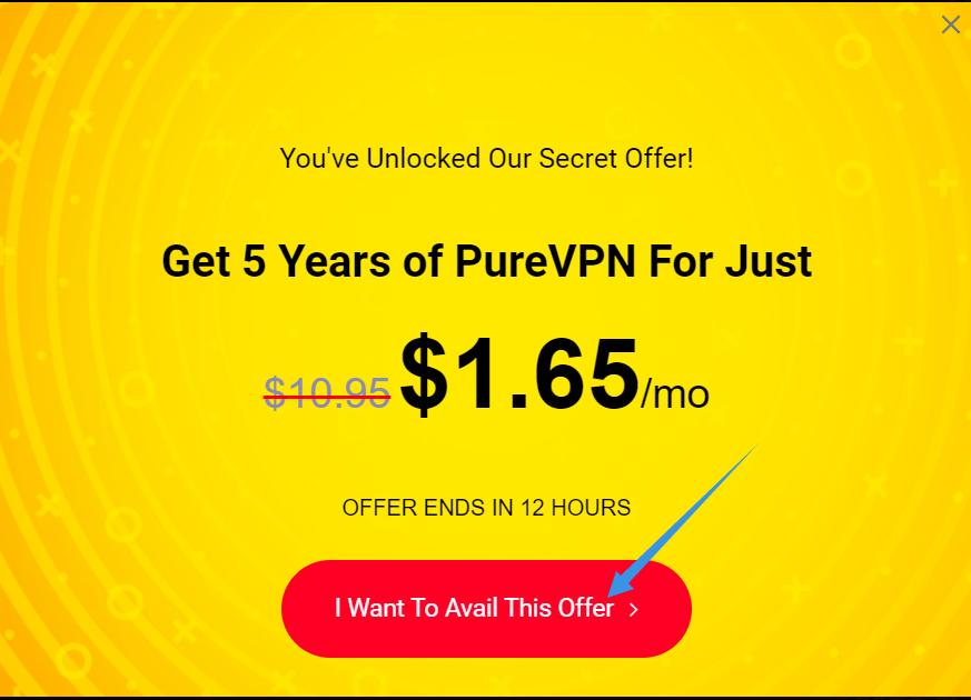 PureVPN注册和使用教學