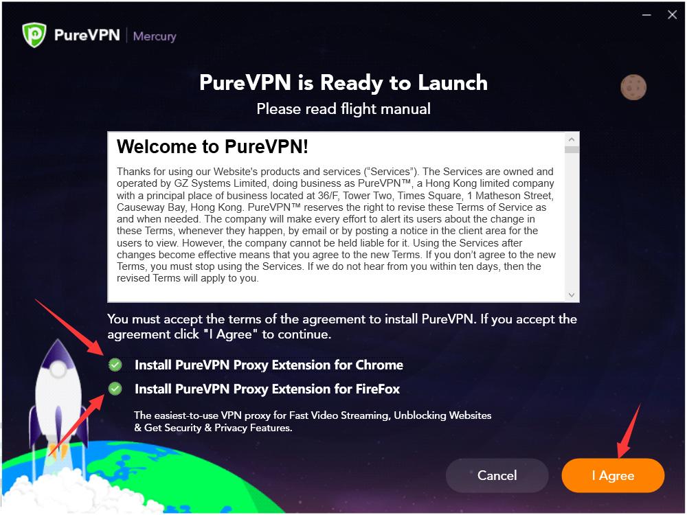 PureVPN注册和使用教學 (9)