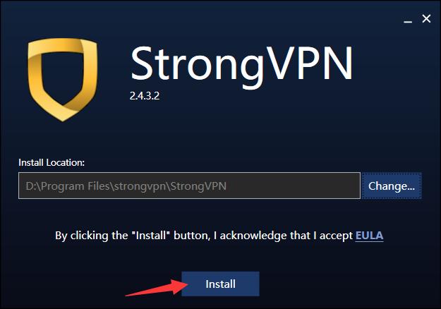 Strongvpn注册和使用教程 (8)
